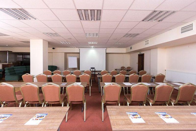 Big meeting space