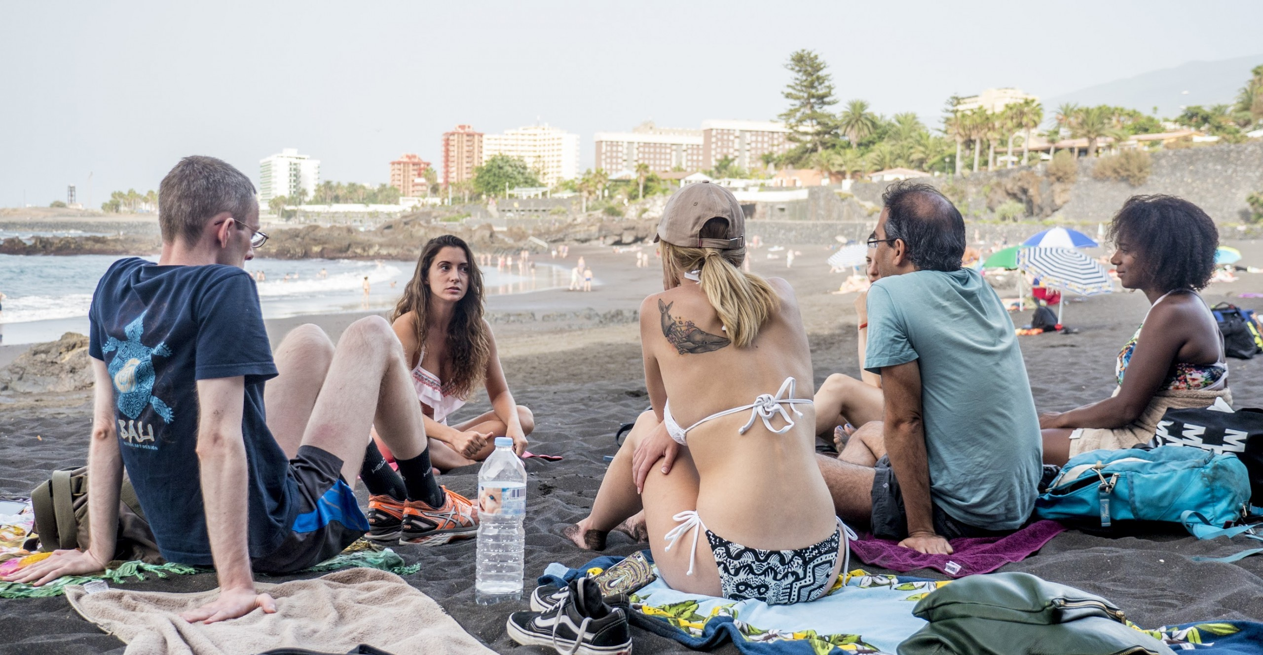 Beach meetings can boost team spirit & spark creativity especially after the productivity plunge due to the COVID-19