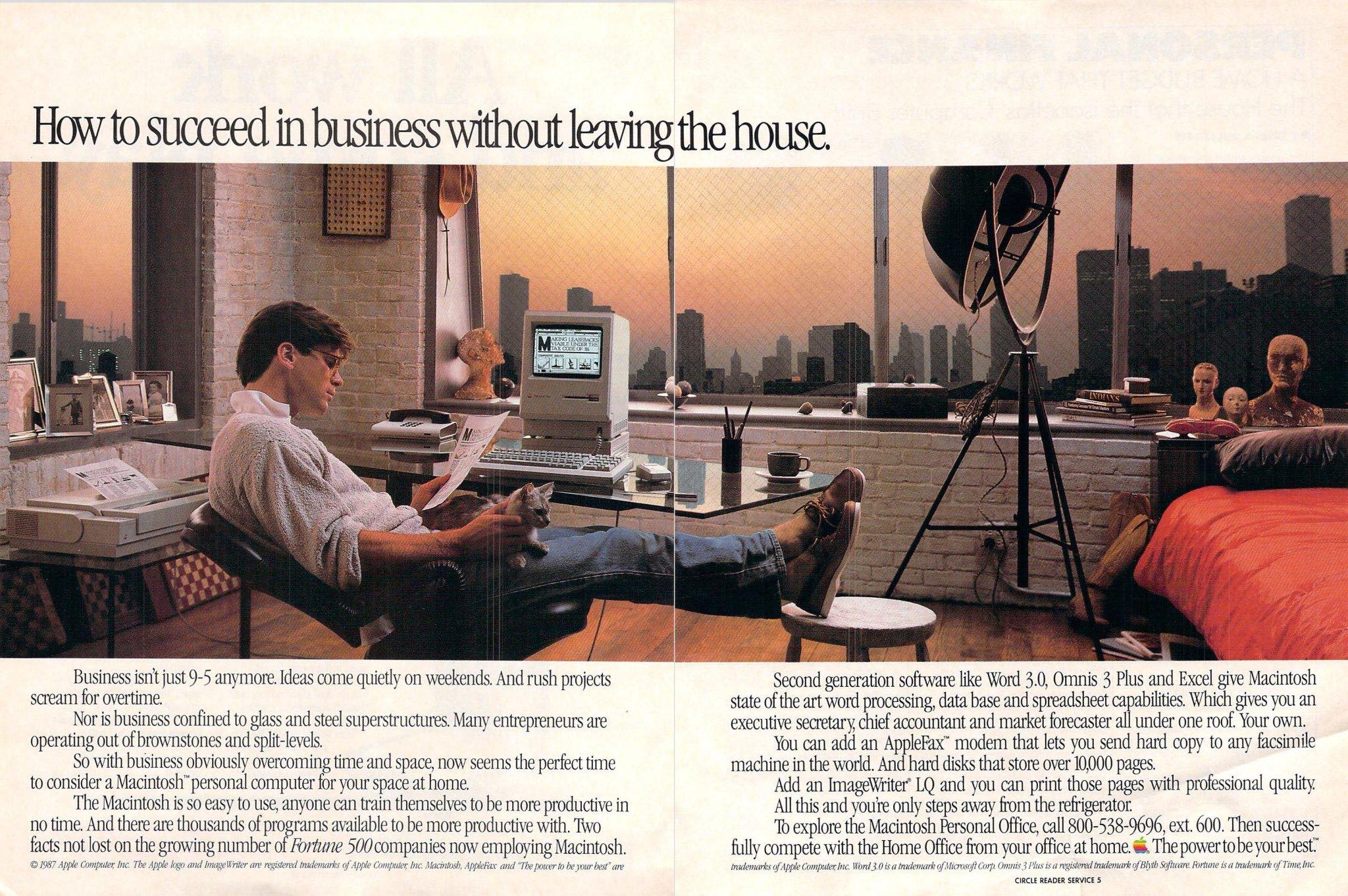 Steve Jobs - remote work & team retreats