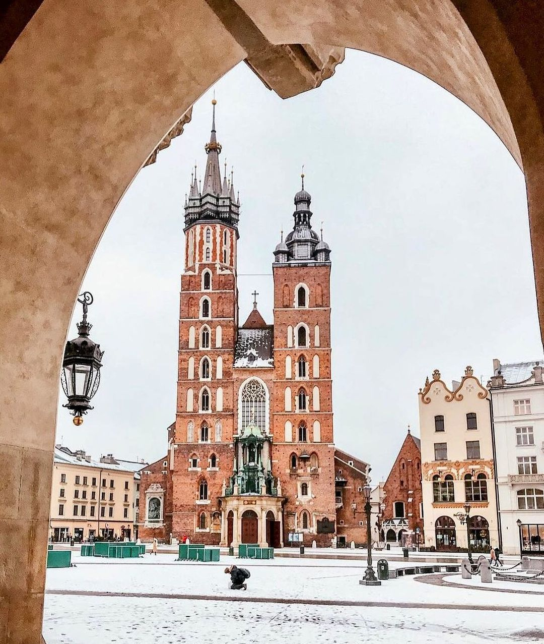 Krakow is one of the best destinations for teams